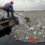 CHINA_-_River_pollution